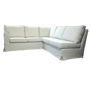vendita divano angolare bianco padova