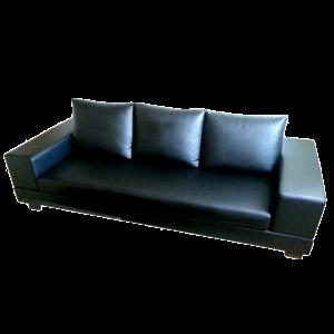 divano in piume d'oca